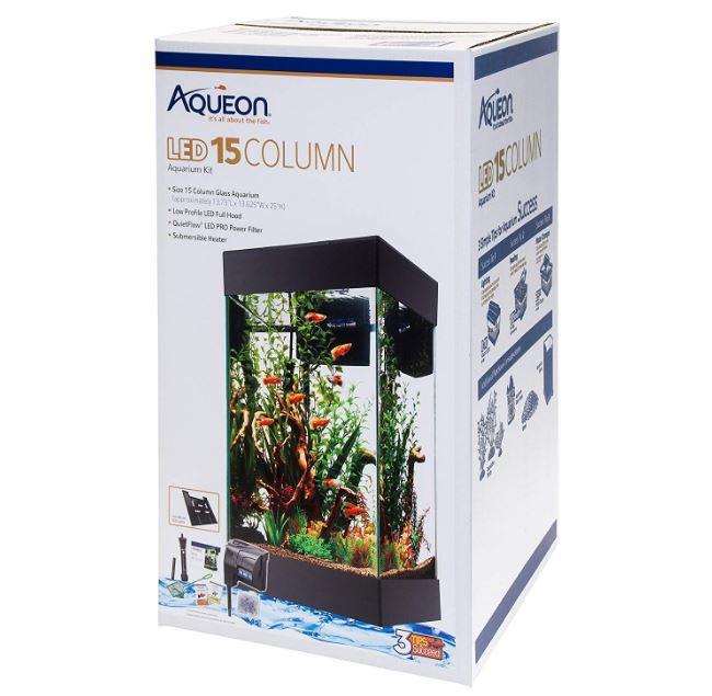 Aqueon 15 Gallon LED Aquarium