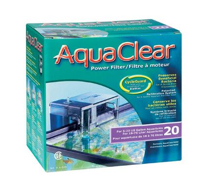 AquaClear 20 Power Filter