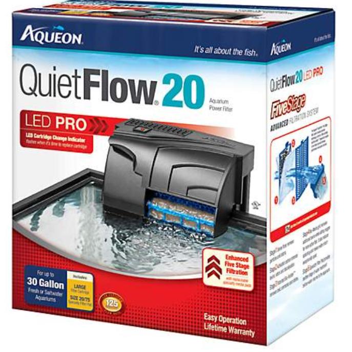 Aqueon 20 Filter