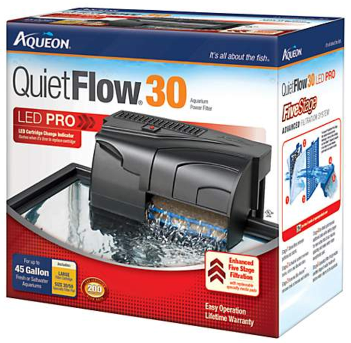 Aqueon 30 Filter