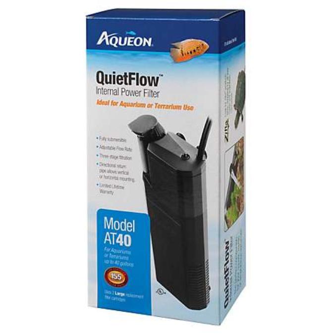 Aqueon 40 Filter