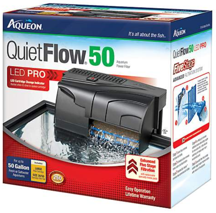 Aqueon 50 Filter