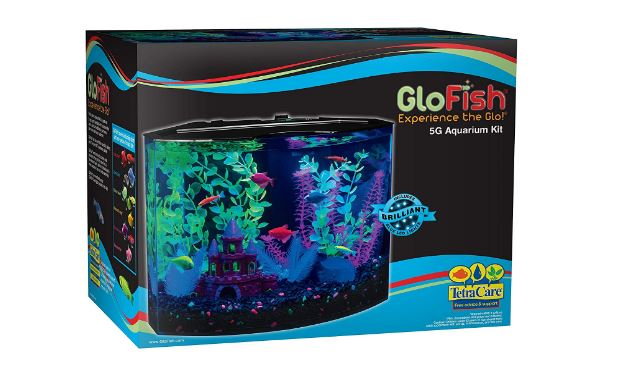 GloFish Tank 5 Gallon