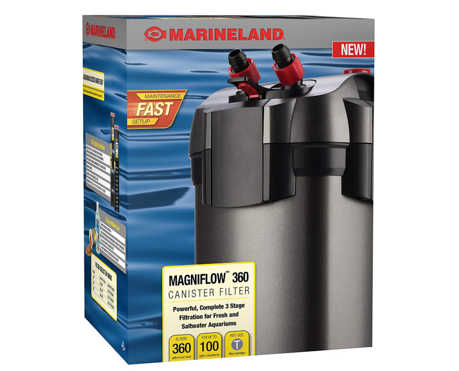 Marineland Magniflow Canister Filter Series