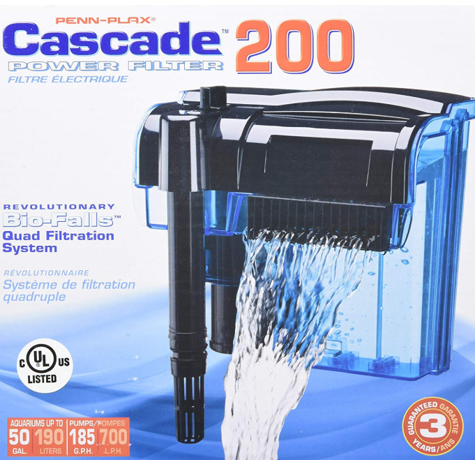 Penn Plax Cascade Series for Tank (up to 200 gallons)