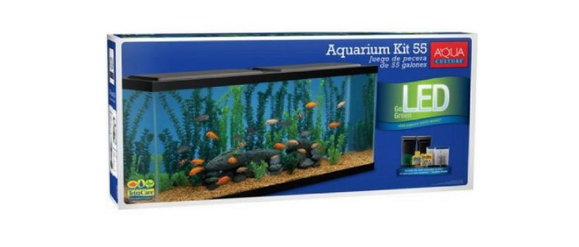 Aqua Culture Aquarium 55 Gallon