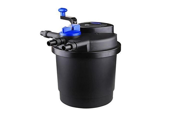 Grech CPF-2500 Pressure Filter