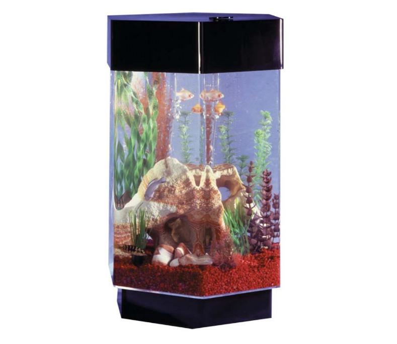 Midwest Hexagonal Aquarium