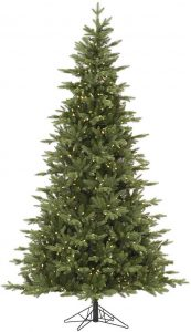 Vickerman 65' Fresh Balsam Fir Artificial Christmas Tree