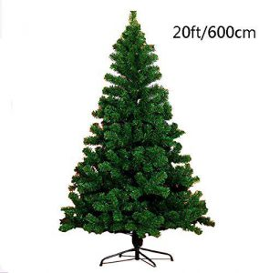 Big Christmas Tree with Metal Stand