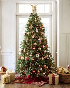 Balsam Hill BH Balsam Fir Premium Artificial Christmas Tree